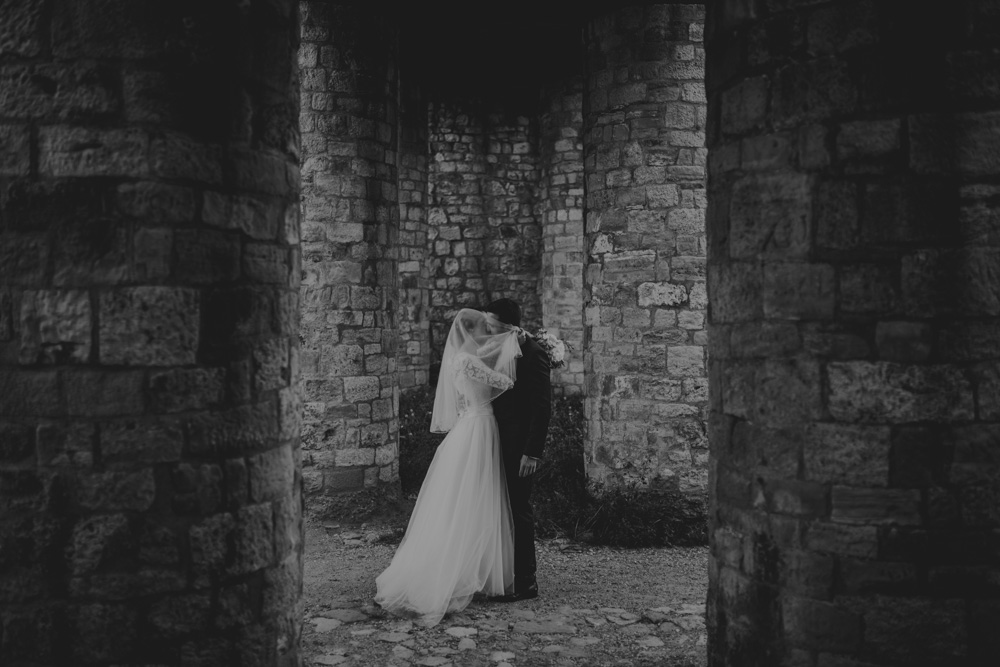 Kalemegdan Fortress Wedding