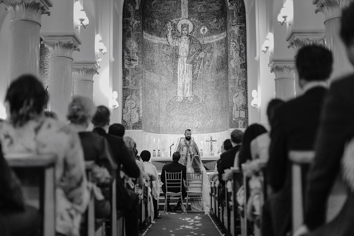catholic wedding belgrade