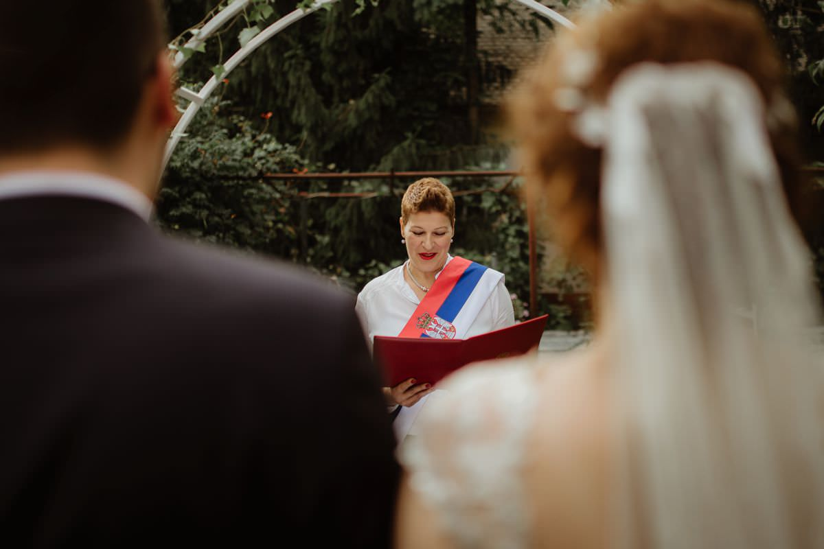civil wedding serbia