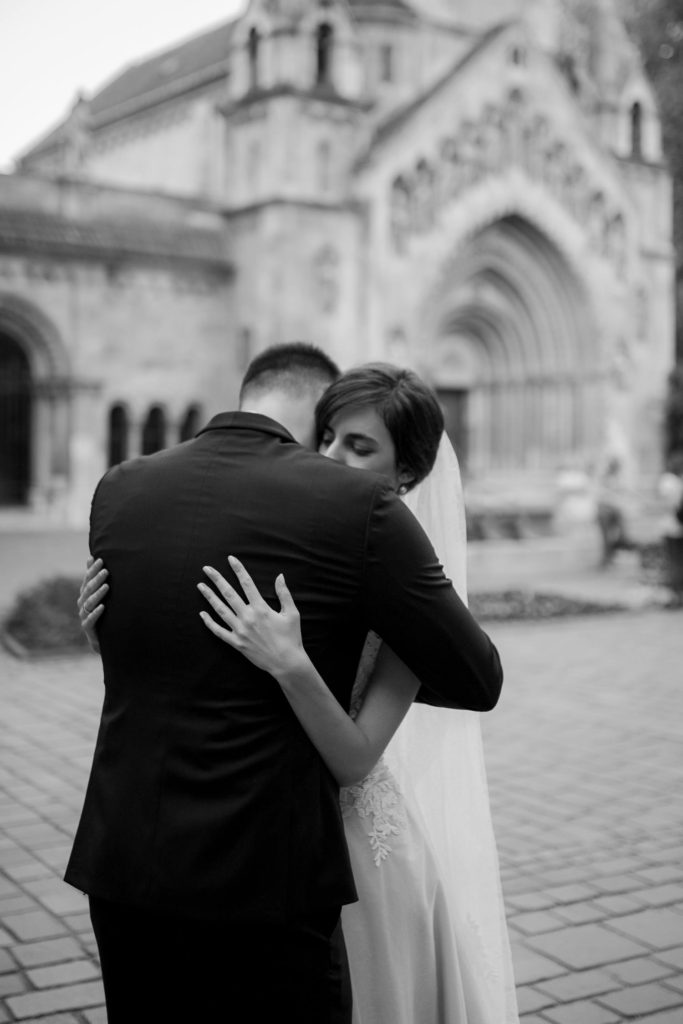 Journalistic fine art wedding photography Budapest