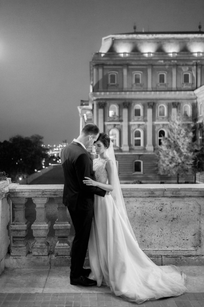 Romantic Budapest photo