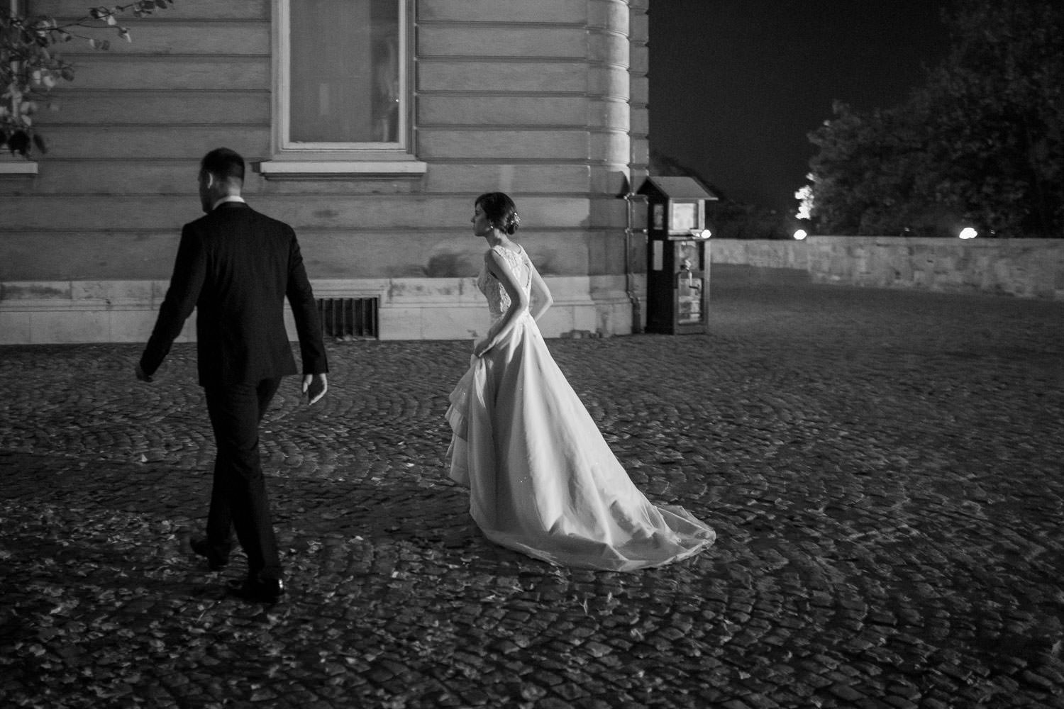 Fairytale wedding location Budapest