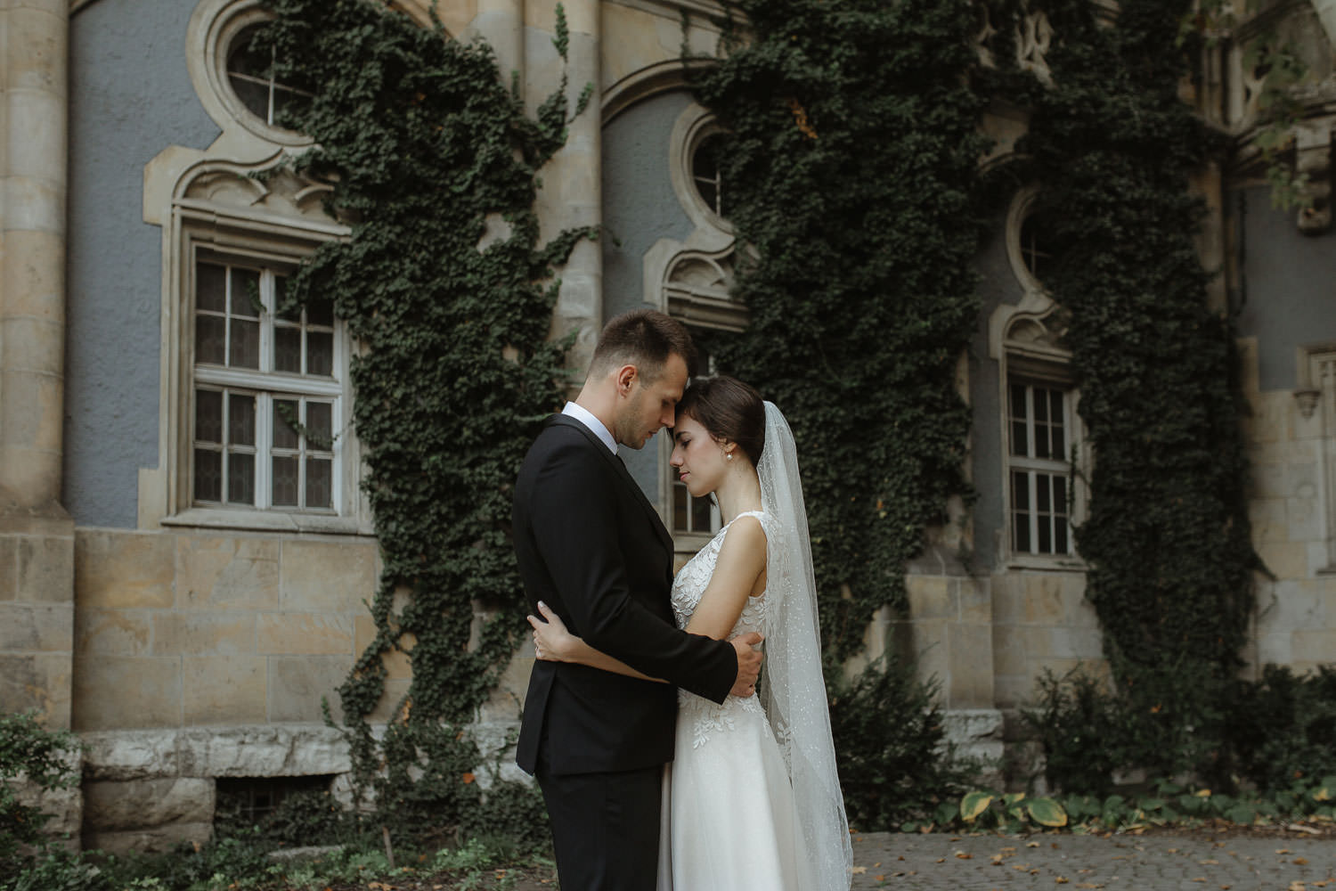 Vajdahunyad castle prewedding session
