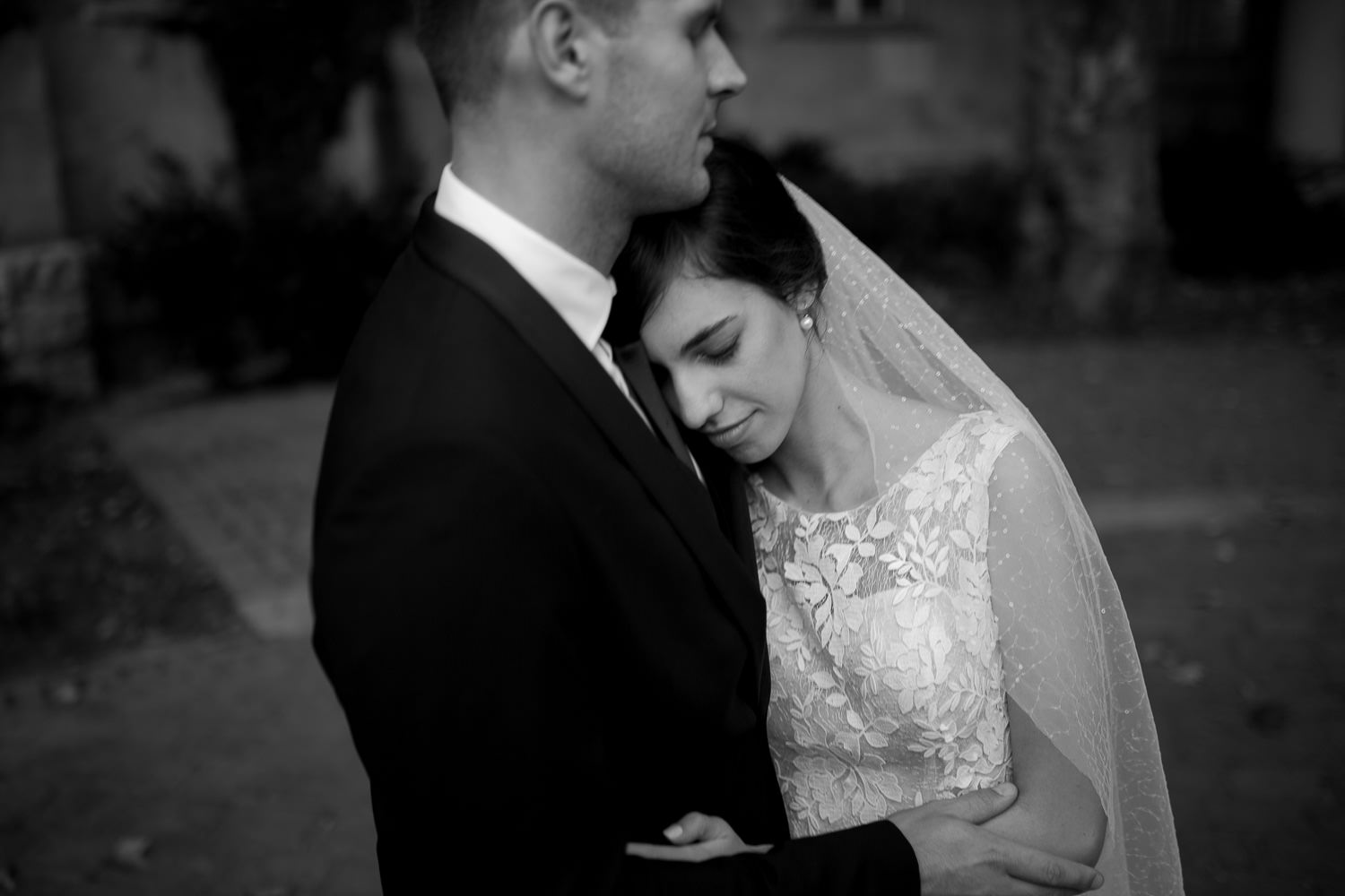 Journalistic wedding photographer Budapest