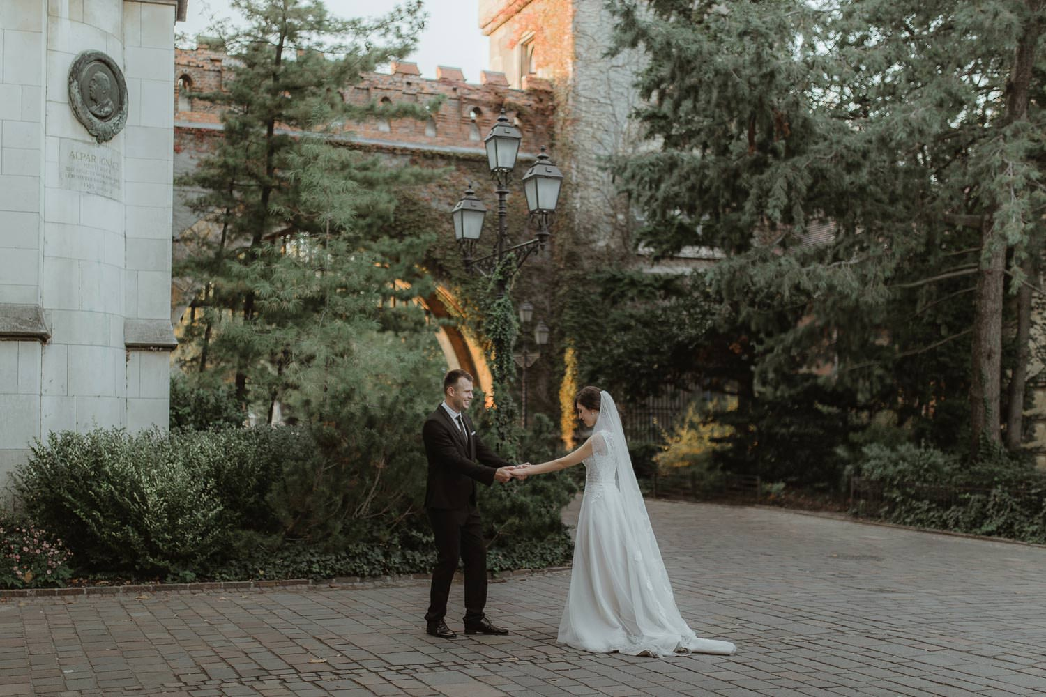 Castle wedding venue Budapest