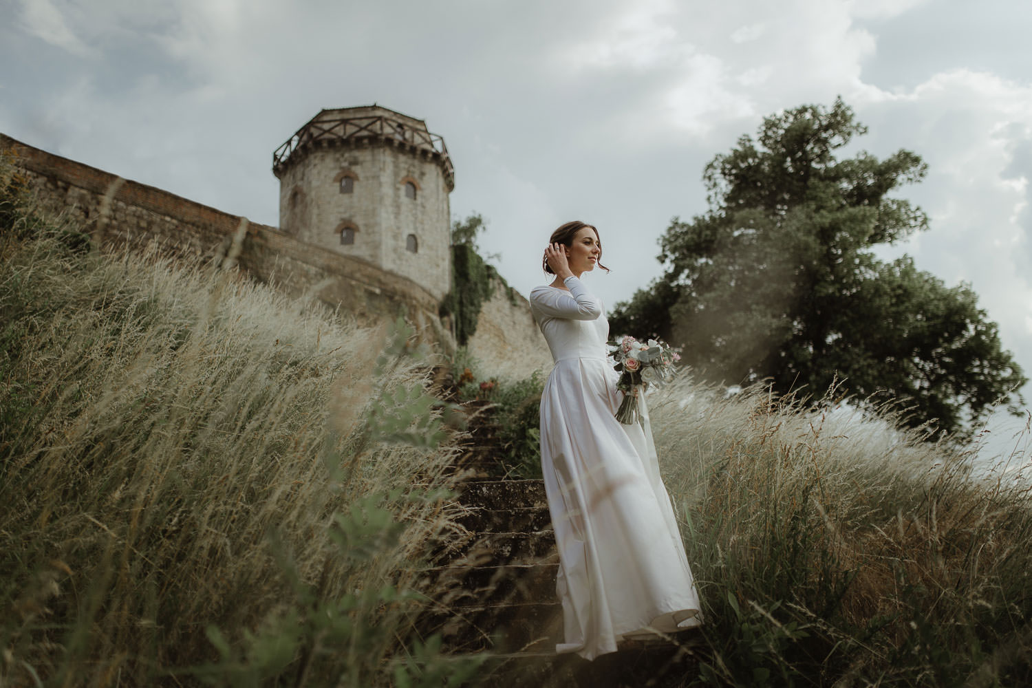 Belgrade storytelling wedding photographer